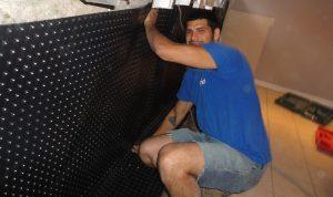 eastview waterproofing basements - dryseal walls - rigid vinyl sheathing