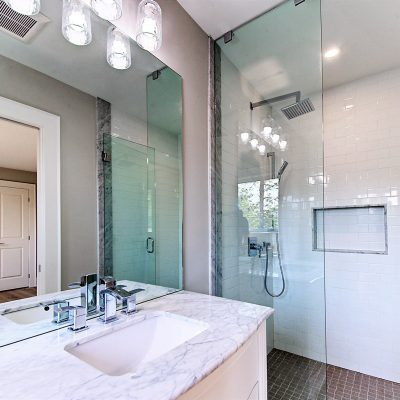 bathroom in Oakville