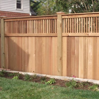 cedar decks and fences in Burlington and Oakville