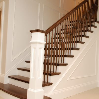 stairs, hand rails, staircase custom renovation remodeling