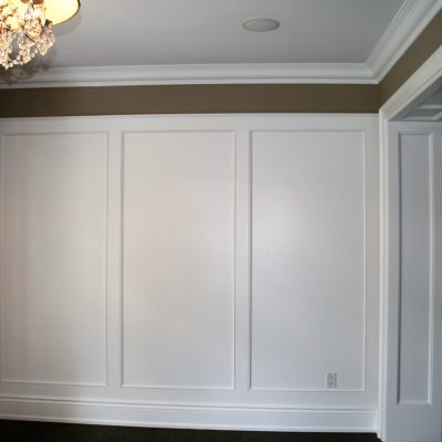 carpentry panel wood livingroom