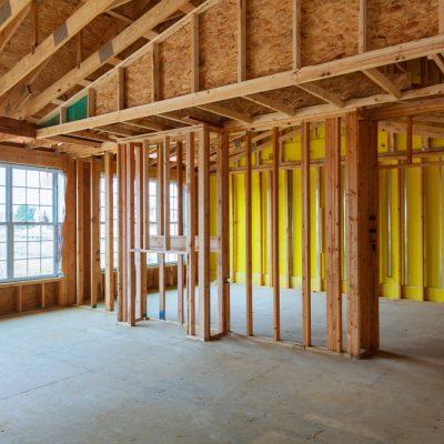 wood framing interior insulation windows - framing