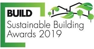 Build Magazine, sustainable building awards 2019
