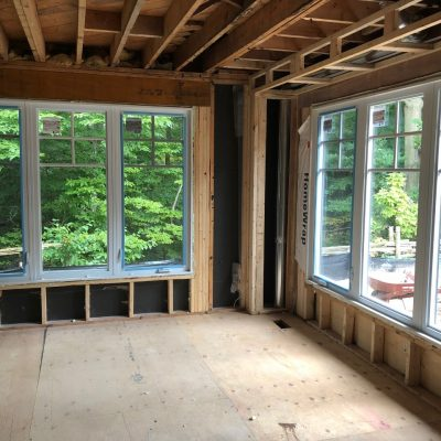 home renovation in Oakville, Burlington