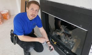 Boris Vorobyov (CMI) at Direct Vent Fireplace