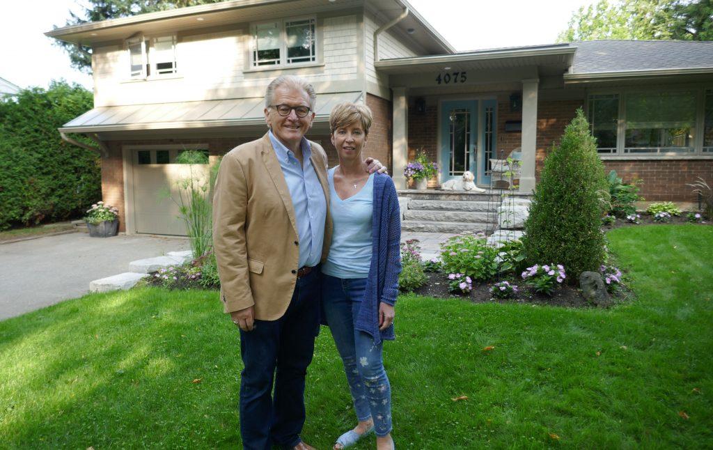 Burlington homeowners