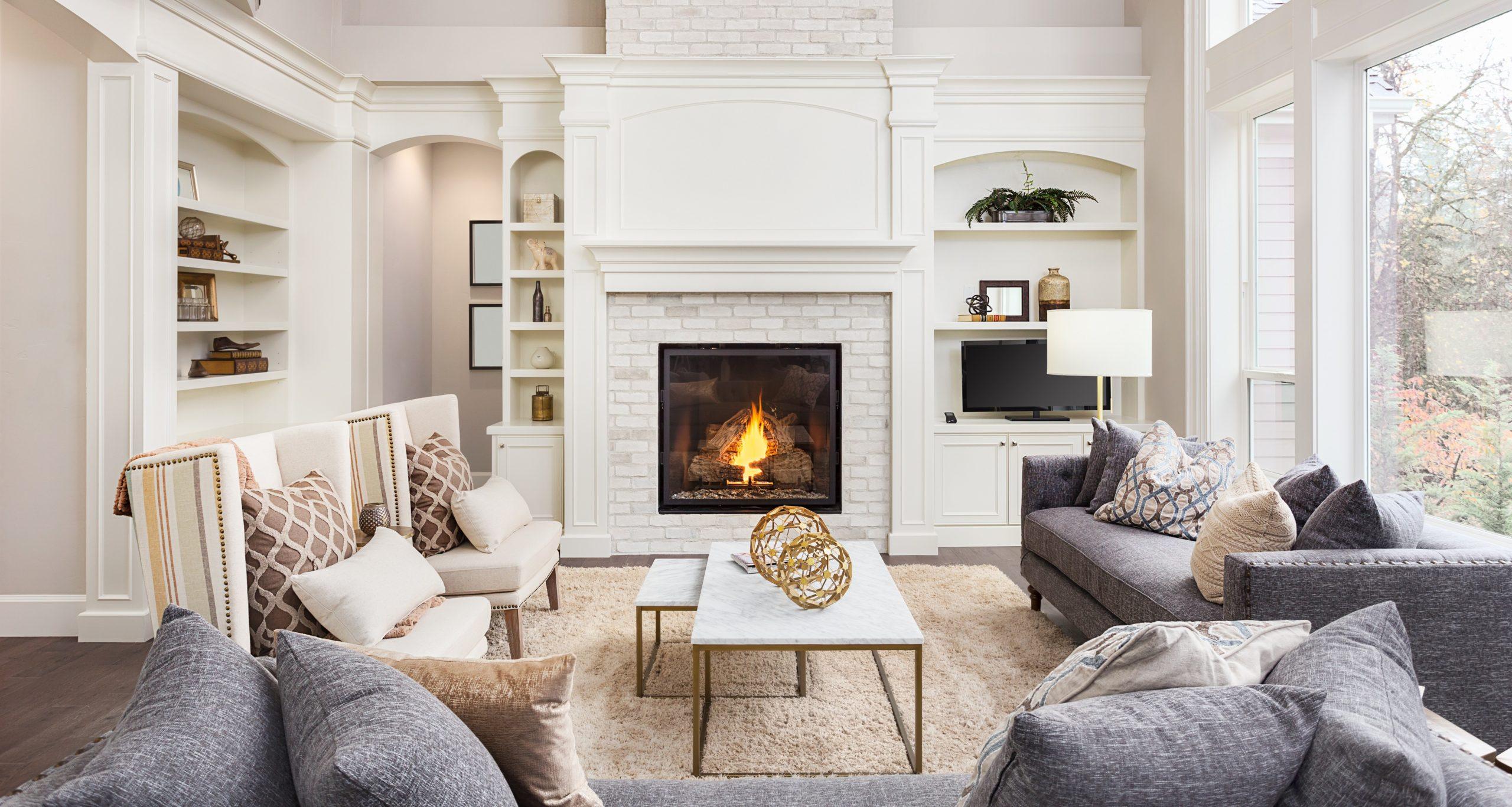 main floor interior design