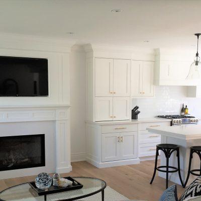 interior design of residential house