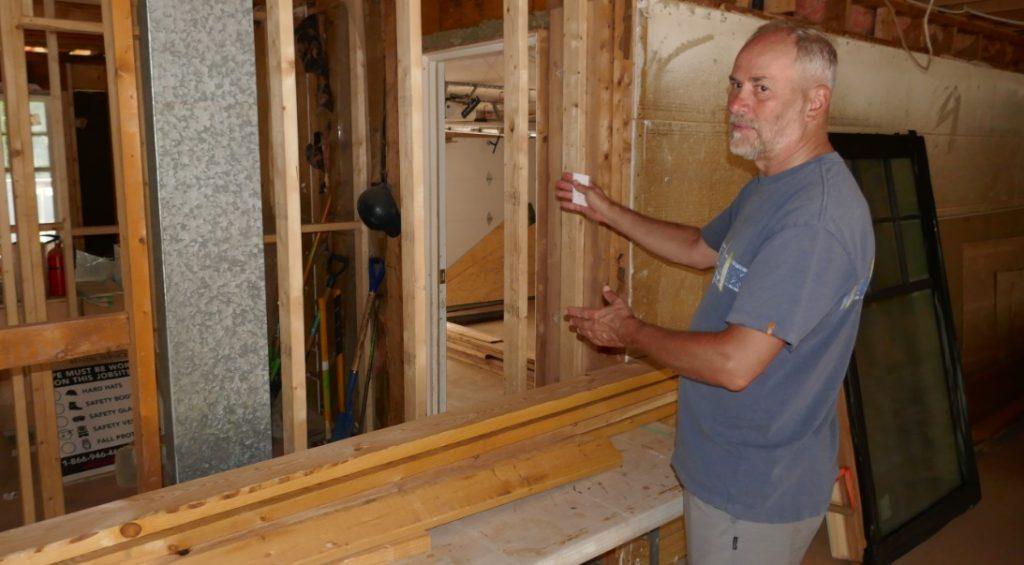 inter design helps straighten out floor plans