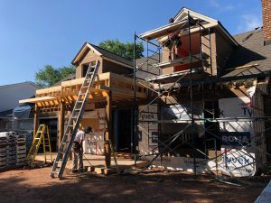 waterproofing a home renovation