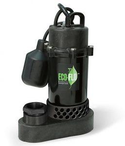 Ecoflo Sump Pump -