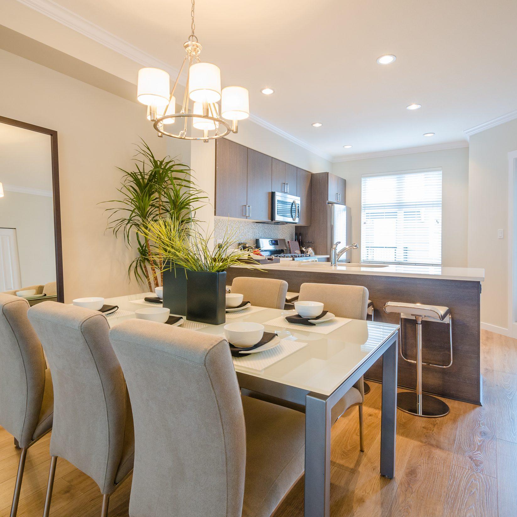 interior design condo kitchen